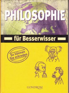 Besserwisser Philosophie